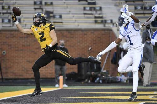 Missouri grinds out 1st victory over Kentucky in five years