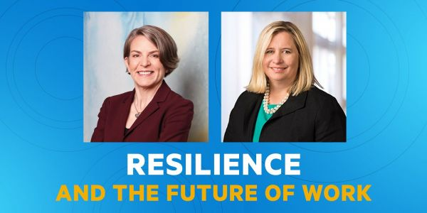Changes to the ways we work are all but certain. Managers should watch this discussion for tips on fostering worker resilience