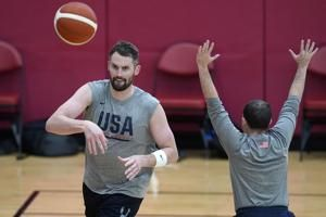 Kevin Love out; US basketball now to replace 2 players
