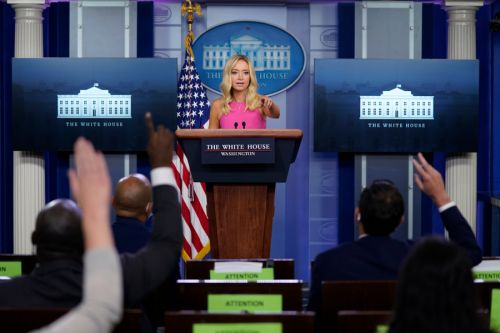 White House scheduled to hold press briefing