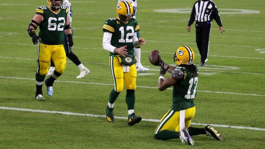 Davante Adams speaks on Aaron Rodgers-Packers drama: 'You've got to keep people happy'