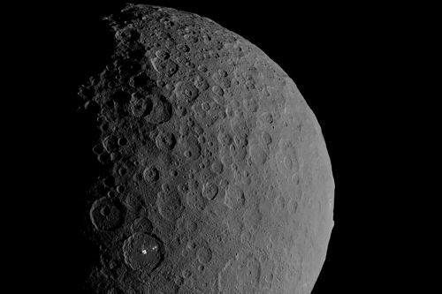NASA spacecraft discovers 'ocean world' beneath surface of dwarf planet Ceres