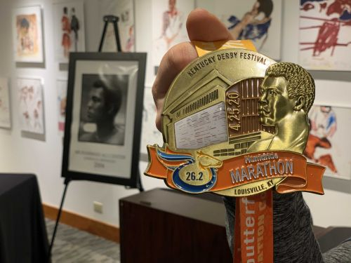 Kentucky Derby Festival unveils 'The Greatest' race series medals