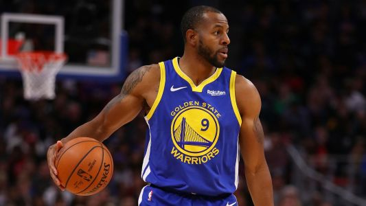 Lakers keeping roster spot open for Andre Iguodala, report says