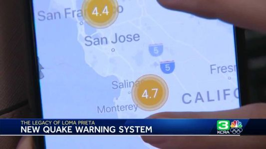California quake alerts to be standard on Android phones