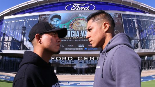 Mikey Garcia vs. Jessie Vargas date, start time, card, price & boxing odds for welterweight fight