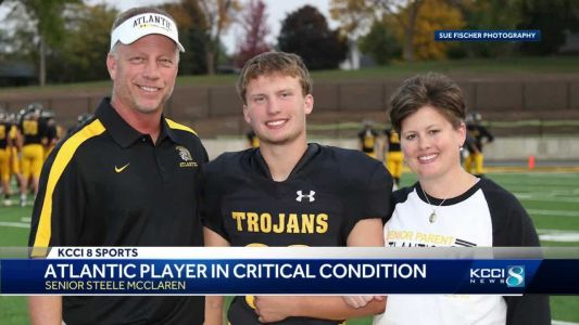 Atlantic High School senior fighting for is life after hunting trip accident
