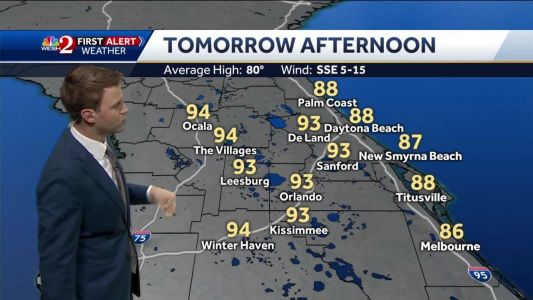 Record heat possible this weekend