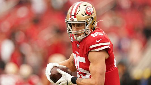 George Kittle contract Breaking down the 49ers tight end's record deal and why he's worth it