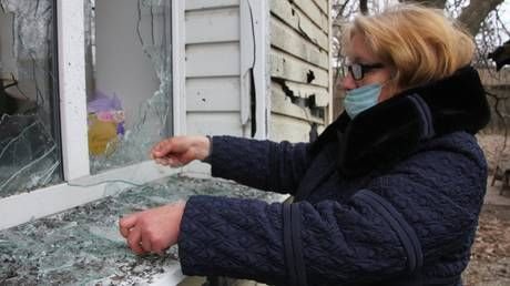Seven years after Maidan divided country, Ukraine intensifies shelling of Donbass to sound of deafening silence from Western media