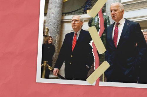 Enemies, a Love Story: Inside the 36-year Biden and McConnell Relationship
