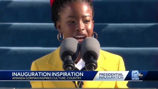 Amanda Gorman inspires culture, country with inauguration poem, Wisconsin Poet Laureate says