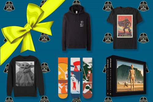 The best Star Wars gifts: Baby Yoda plush, Lego Death Star, and more
