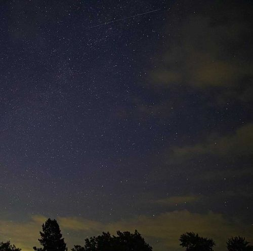 Look up: Perseid meteor shower continues