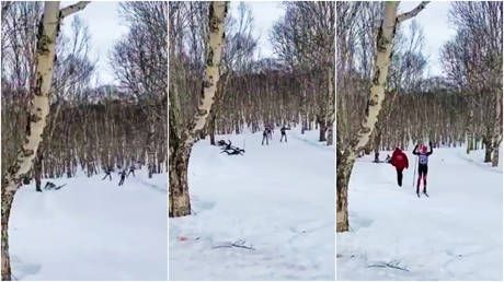 Skier reportedly 'dies after striking tree during Avachinsky Marathon' in Russia