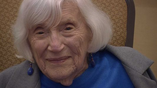 Holocaust survivor turned spy against Nazi Germany shares her incredible story