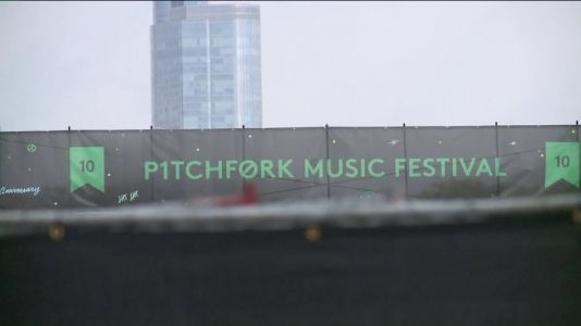 Pitchfork Music Festival to return to Chicago in September, lineup announced