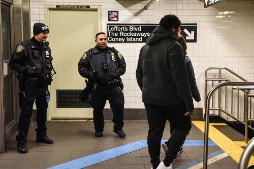 Manhattan DA candidate wants more cops on subways to combat crime spike