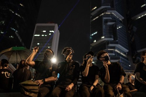 Twitter, Facebook suspend China-linked disinformation campaigns targeting Hong Kong
