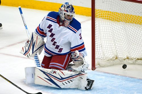 Rangers need so much more from Igor Shesterkin