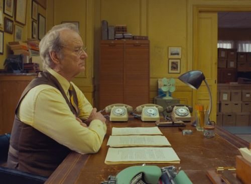 Wes Anderson works his magic again in 'The French Dispatch'