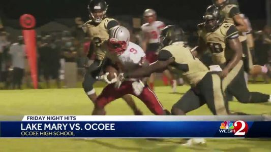 Friday Night Hits: Prep football highlights from across Central Florida