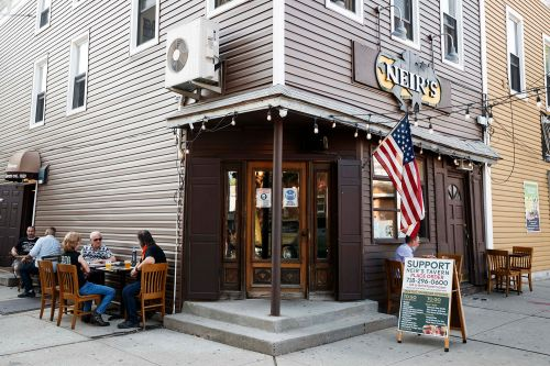 Queens bar made famous by 'Goodfellas' looted by burglars