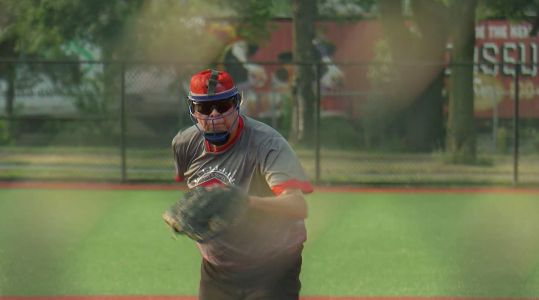 89-Year-Old Says Baseball Diamonds Are His Fountain Of Youth