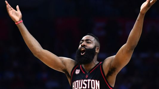 NBA wrap: James Harden scores 48 points as Rockets come back to beat Lakers in OT
