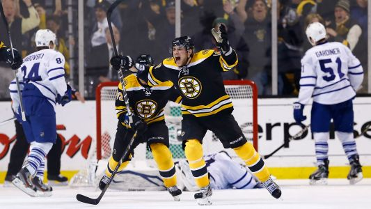 Boston Bruins' improbable 2013 Game 7 comeback against Toronto Maple Leafs named NHL's game of the decade