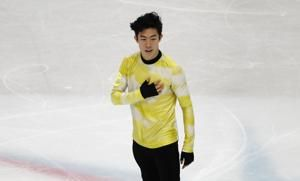 US figure skater Chen wins 3rd Grand Prix Finals in a row