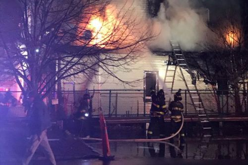 Fire rips through Queens home, leaves 6 injured