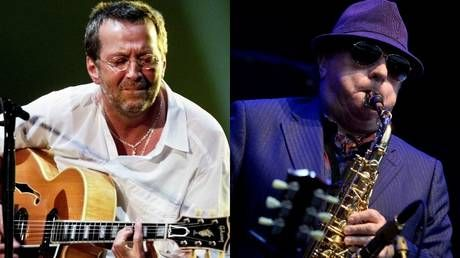 'Dead to me': Eric Clapton slammed for collaborating with Van Morrison on anti-lockdown song
