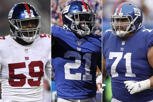 The Giants players with most to prove during 2020 NFL season