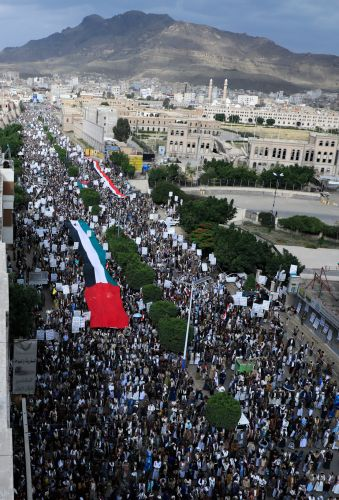 Trained by Years of Guerilla War, Yemen's Houthis Want to Export Thier Revolution to Palestine