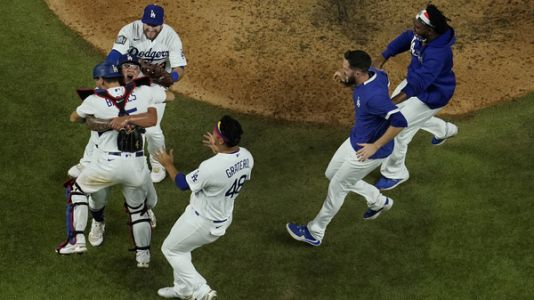 L.A. Dodgers Win World Series In Game 6, Defeating Tampa Bay 3-1