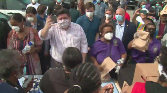 Pritzker, lawmakers, community leaders hold Day of Action on West Side