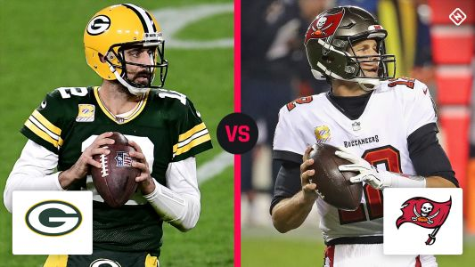 Tom Brady vs. Aaron Rodgers gives Bucs-Packers chance to be best NFC title game ever