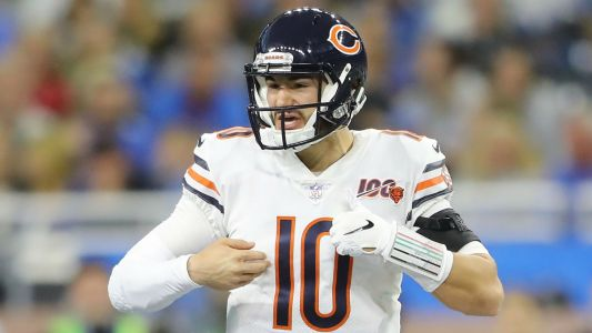 Why is Mitchell Trubisky starting vs. Packers? Bears QB gets one last chance to boost free agent market