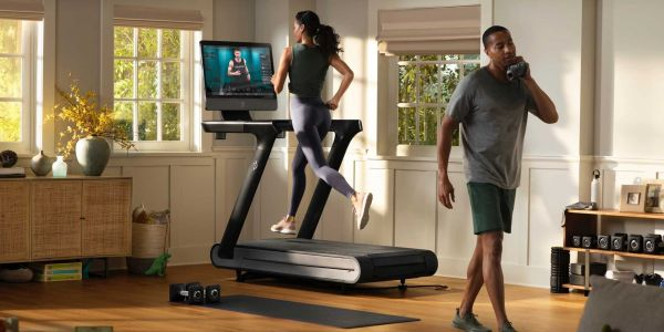 These smart treadmills, rowers, spin bikes and home gyms are game-changers