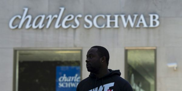Charles Schwab will reportedly acquire TD Ameritrade for $26 billion