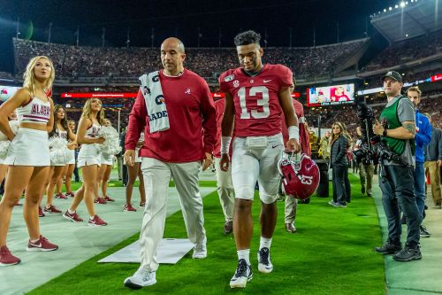 Tua Tagovailoa expected to miss at least one game with ankle injury