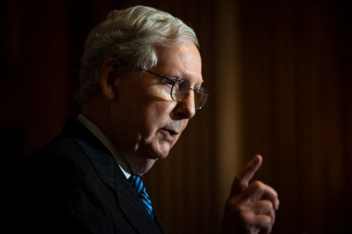 McConnell to support Garland for attorney general