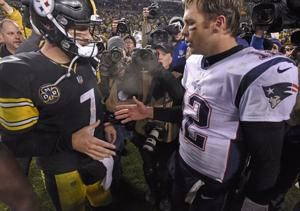 Brady, Roethlisberger square off at Heinz Field on Sunday