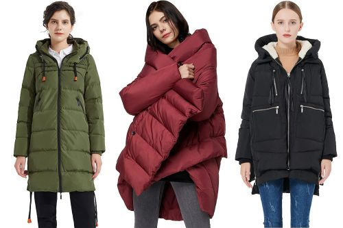 Remember the 'Amazon Coat?' Orolay down jacket is 65% off today only