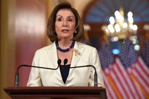 Nancy Pelosi asks House to proceed with articles of impeachment against Trump