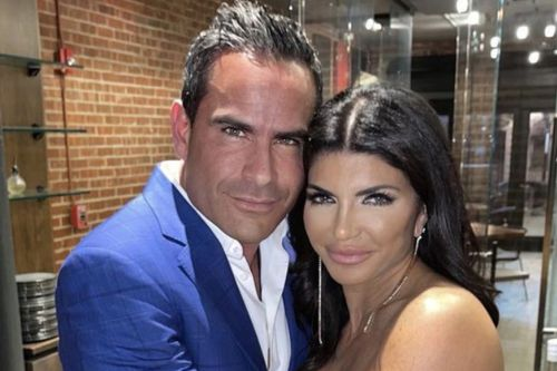 Are newly engaged 'RHONJ' star Teresa Giudice and Luis Ruelas meant to be?