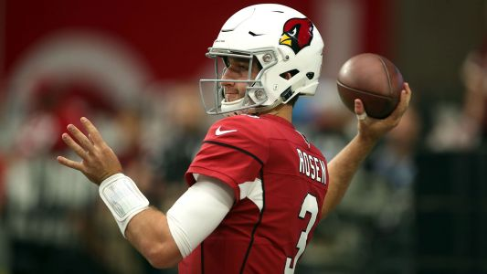 Josh Rosen to replace Sam Bradford as Cardinals starting quarterback