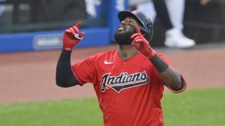'Whiny liberals ruin another brand': Conservatives seethe as Cleveland Indians baseball team rename themselves Guardians