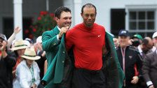 U.S. Presidents Salute Tiger Woods On His Masters Victory